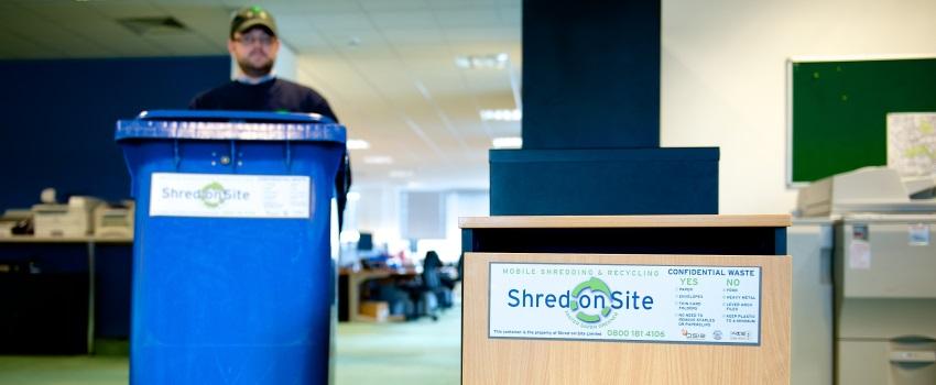 Secure Shredding