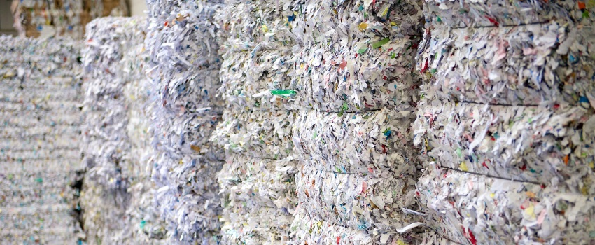 How Paper Shredding Helps The Nation Recycle
