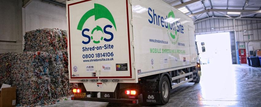 Shredding Vehicle